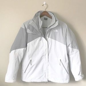 The North Face 2 in 1 Hyvent Jacket